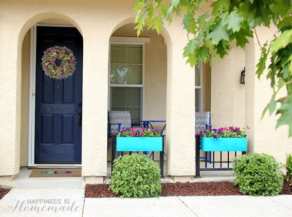 Adding Curb Appeal: DIY Window Boxes