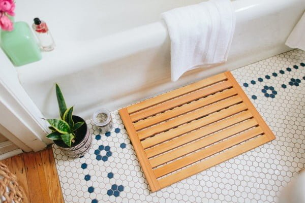 How to Make A Wooden Bath Mat