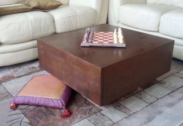 11 Easy Coffee Tables with Drawers for Extra Storage in the Living Room