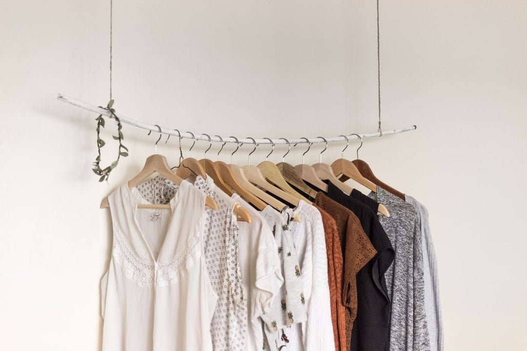 decor and clothes