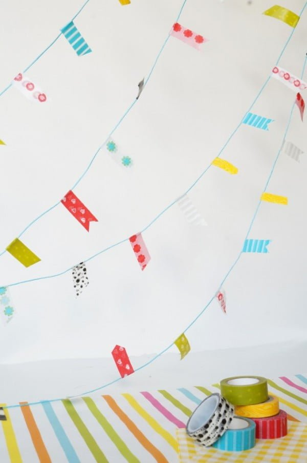 Decorate with Washi Tape    tape