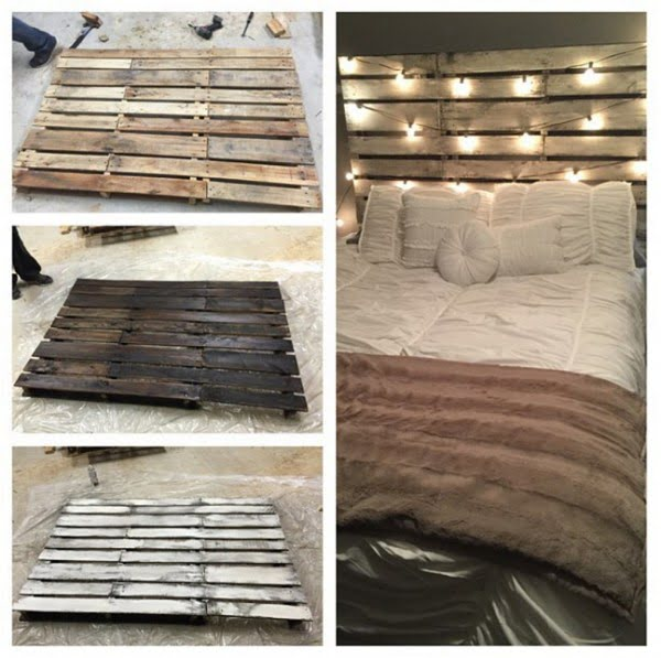 Shabby Chic Bedroom On A Budget Diy