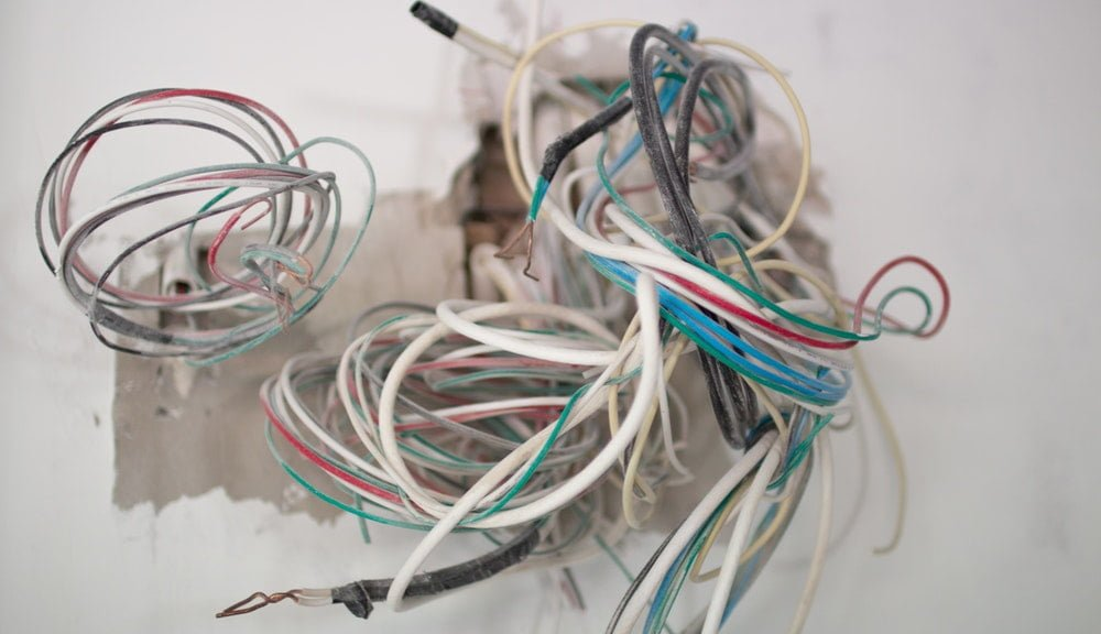 home wires