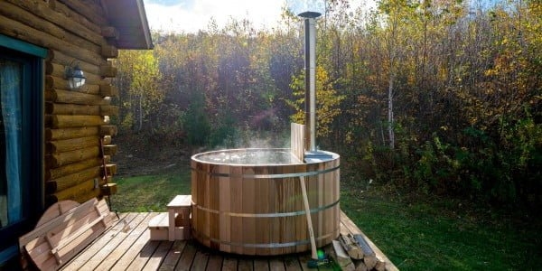 ​How to Build a Wood-Fired Hot Tub