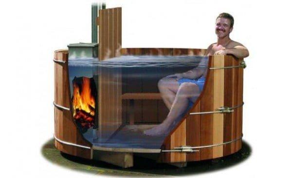 hot tub diagram