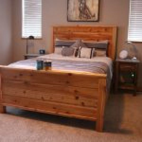 How to Make a Bed Frame – Free Bed Frame Plans