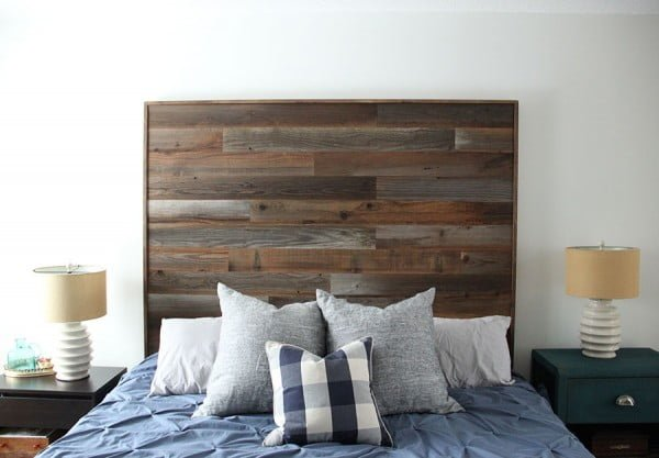tall look DIY Headboards
