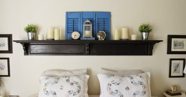 Updated Headboard and a Tutorial'