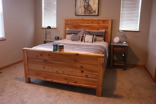 DIY Bedframe Plans