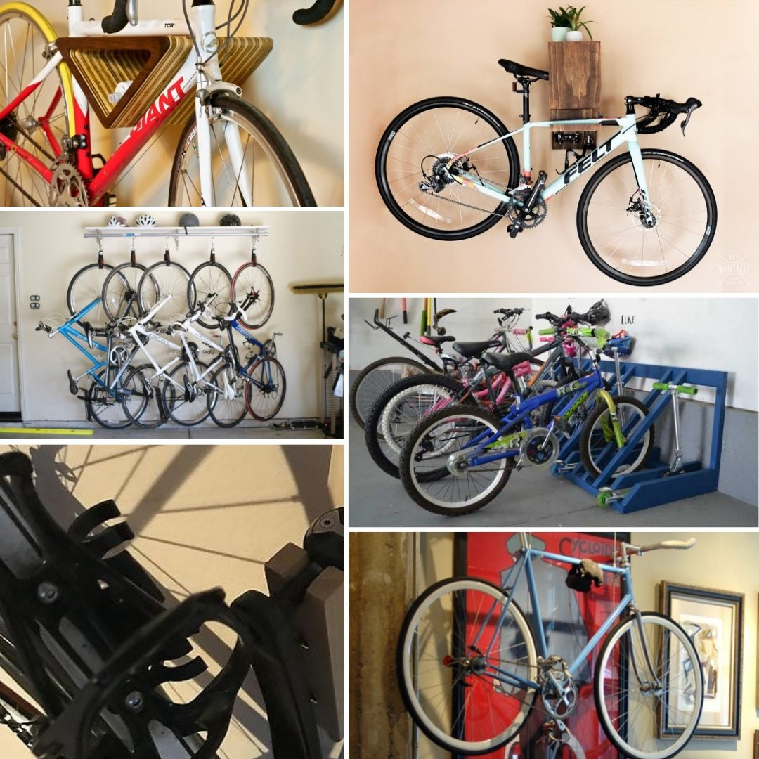 bike rack ideas