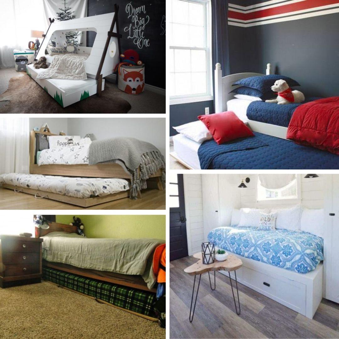 diy trundle bed ideas