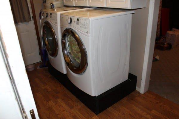 Washer Dryer Pedestal Box