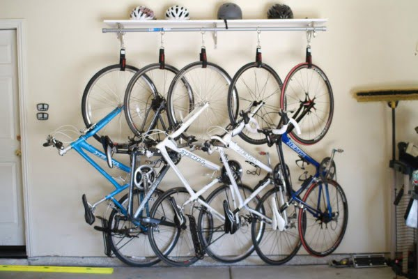 Do it Yourself With a Homemade Bike Rack