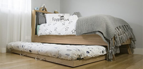 How To Make A Trundle Bed On Wheels