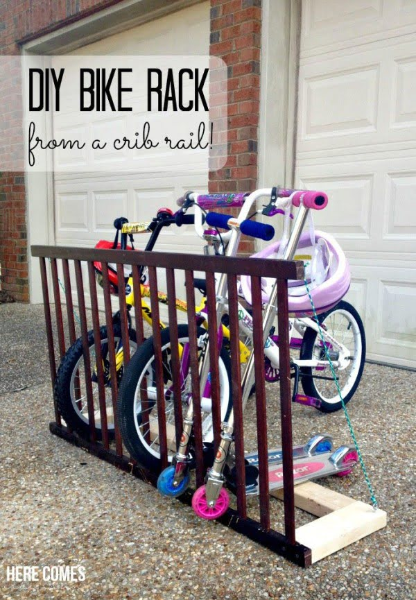 The most unique up-cycling project!