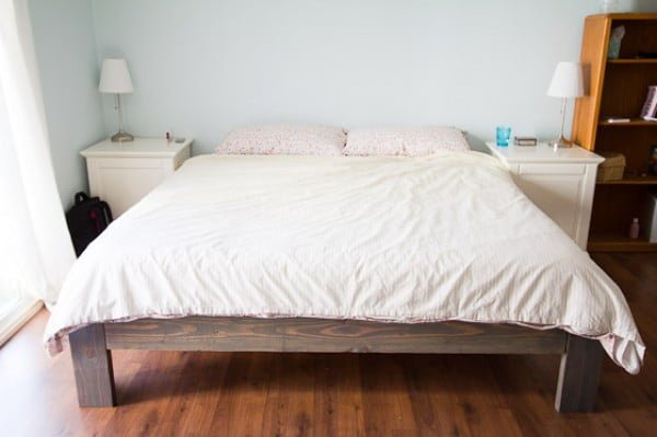 This Is the Bed That Chris Made