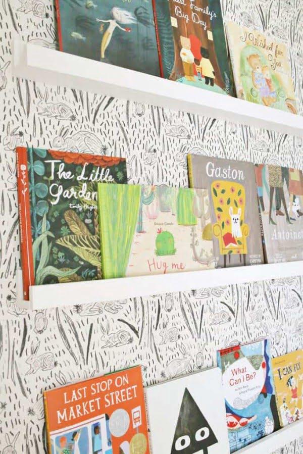 Baby Bookshelves