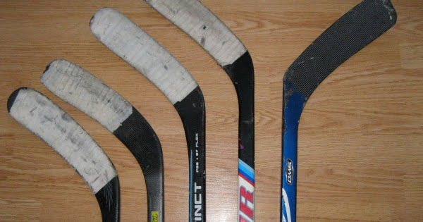 Hockey Sticks headboard