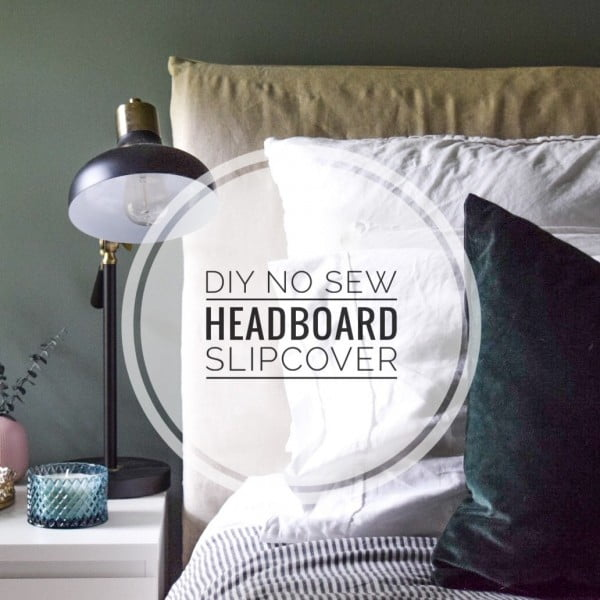 Slipcover  headboard