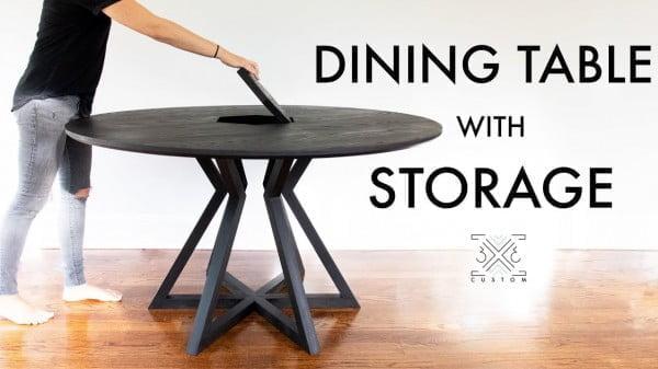 with Storage