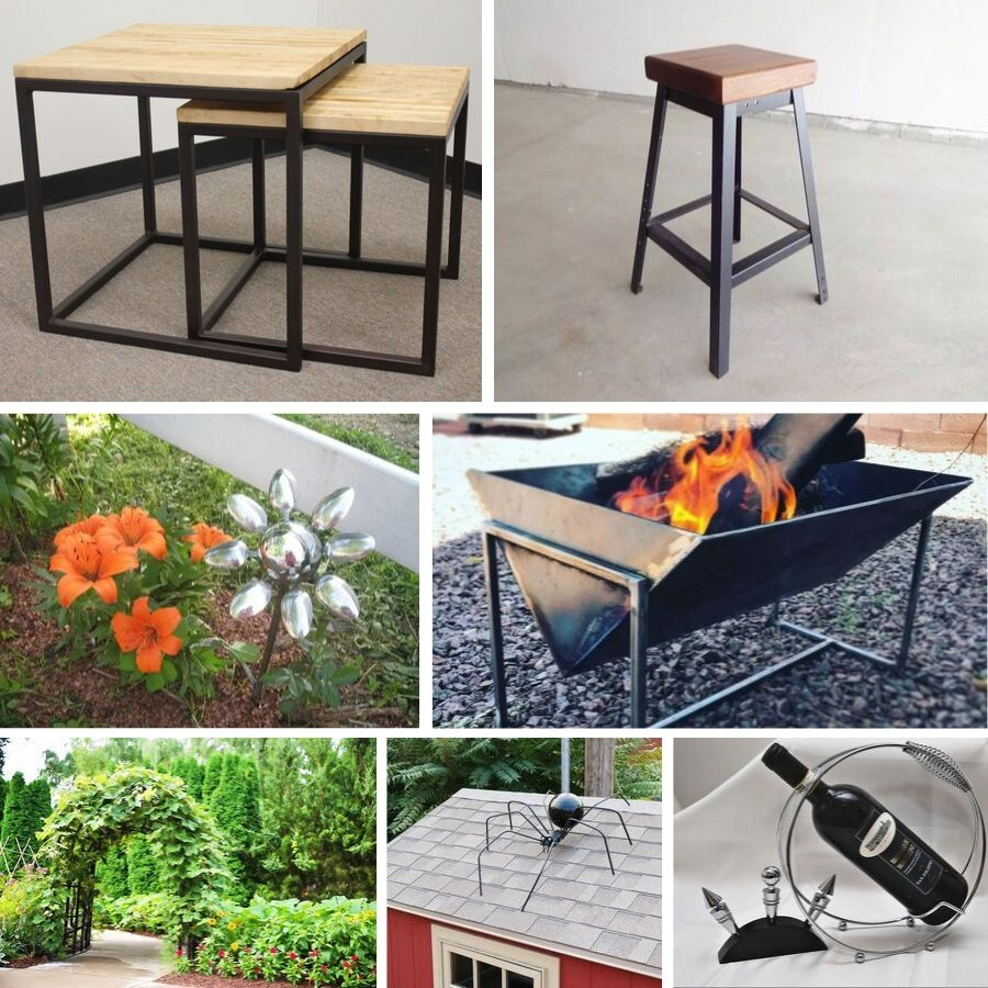 Top 17 Easy DIY Home Welding Projects to Stand Out