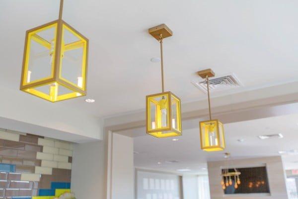 unique ceiling fixtures