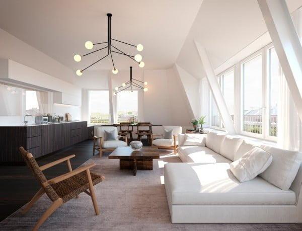 Regent's Park apartments