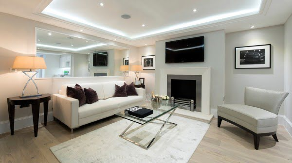 Sloane Square Apartment Interior Design