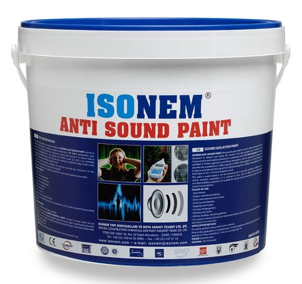 anti sound paint