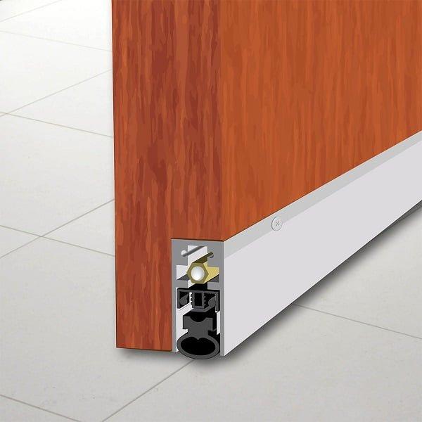 automatic door bottom
