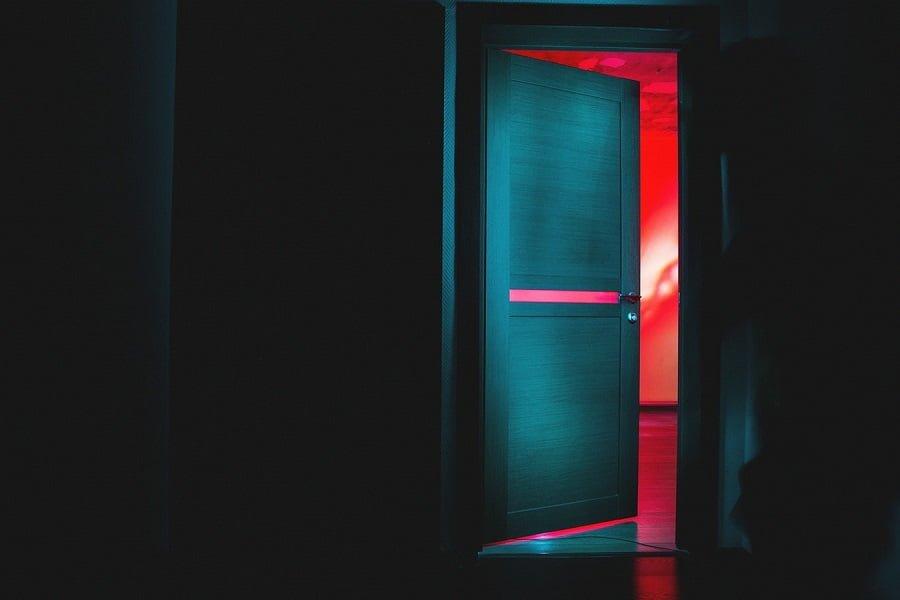 soundproofing a door