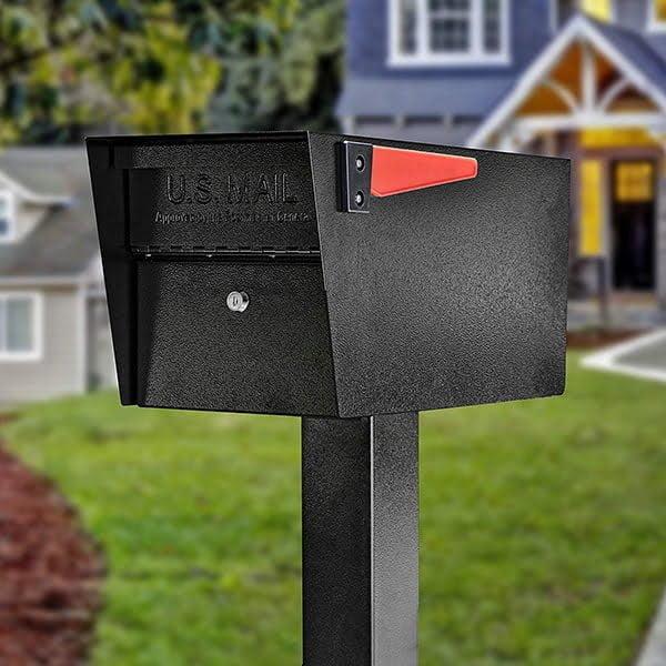 Best Locking Mailbox