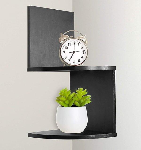 Small Corner Shelf