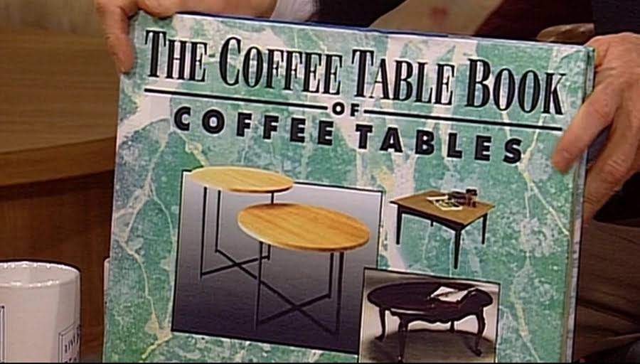 Coffee Table Book About Coffee Tables