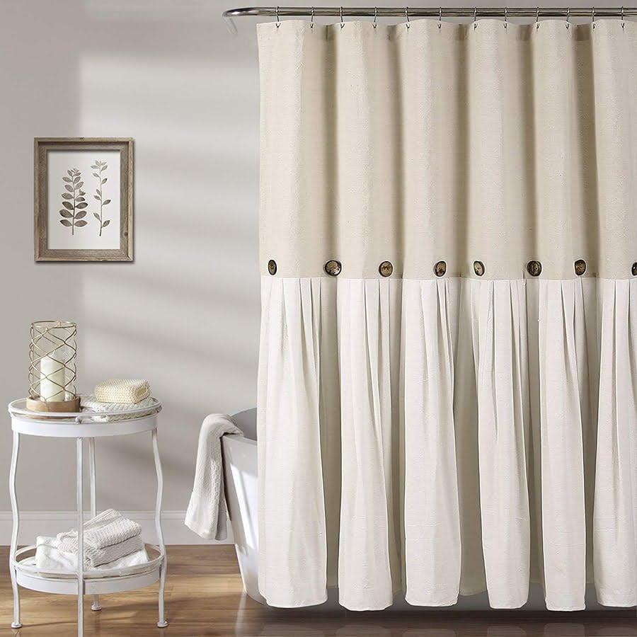 Linen Shower Curtains