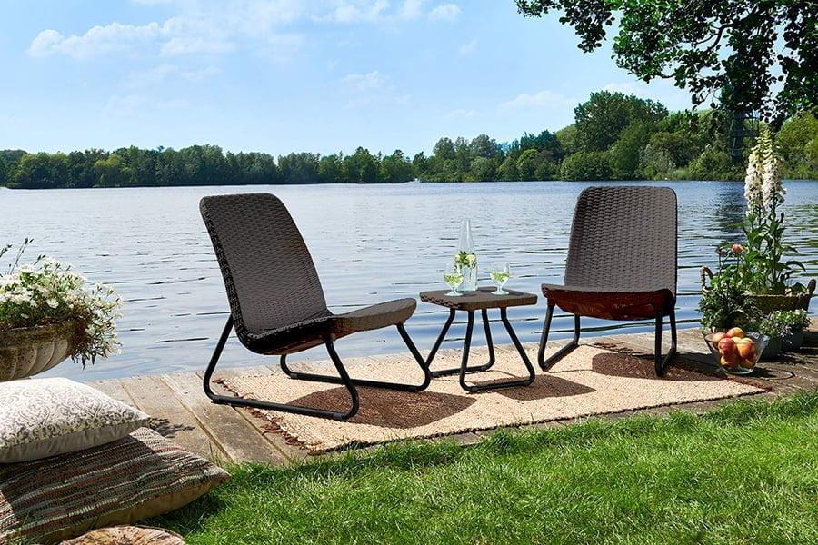 Resin Adirondack Chairs