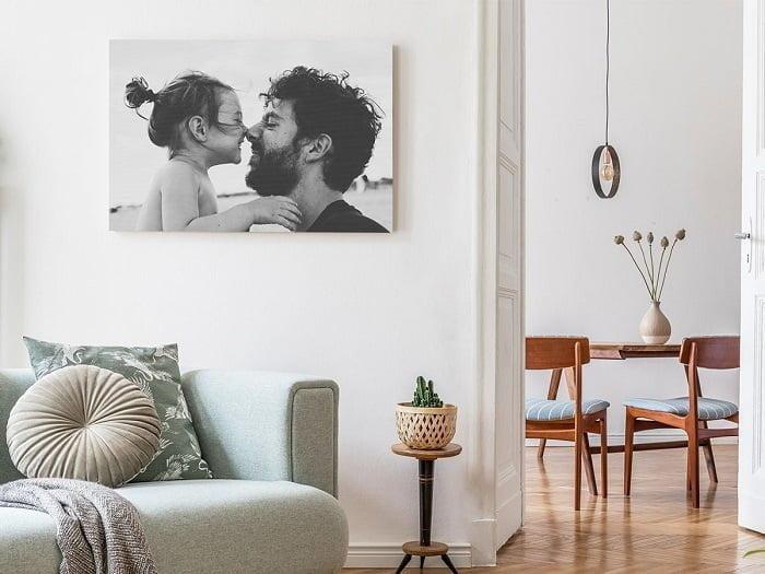 canvas print wall decor
