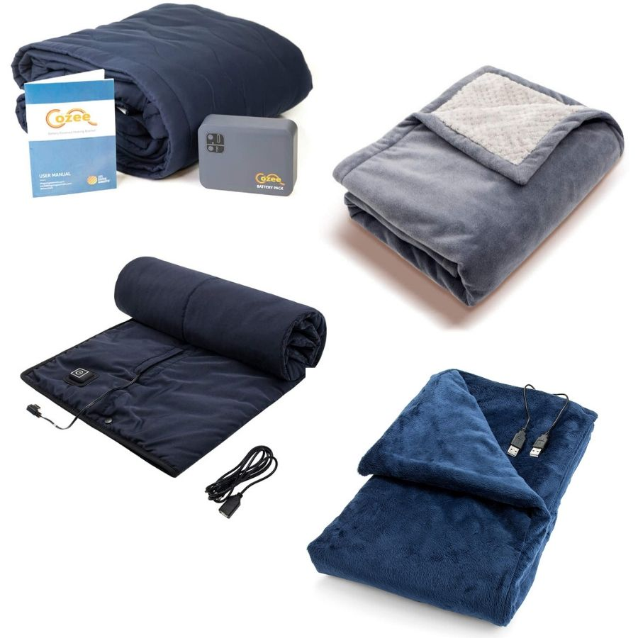 best cordless heated blankets