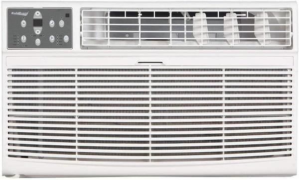 AC heater combo