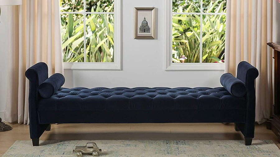 Backless Daybed