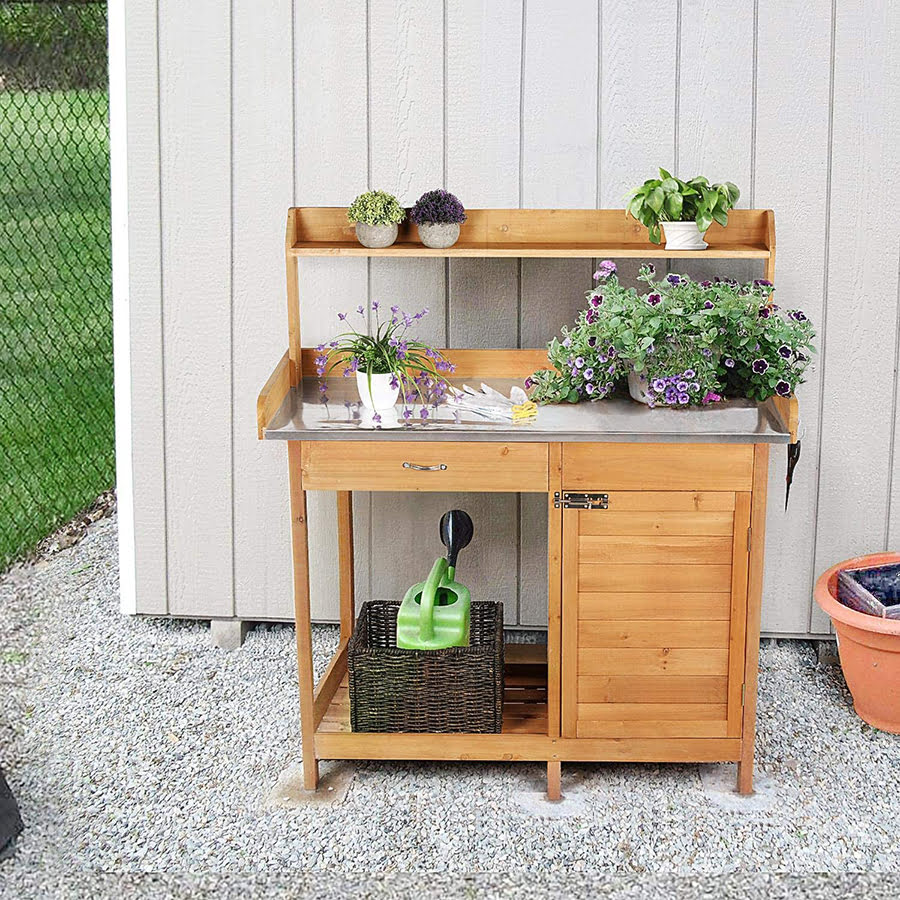 best potting bench