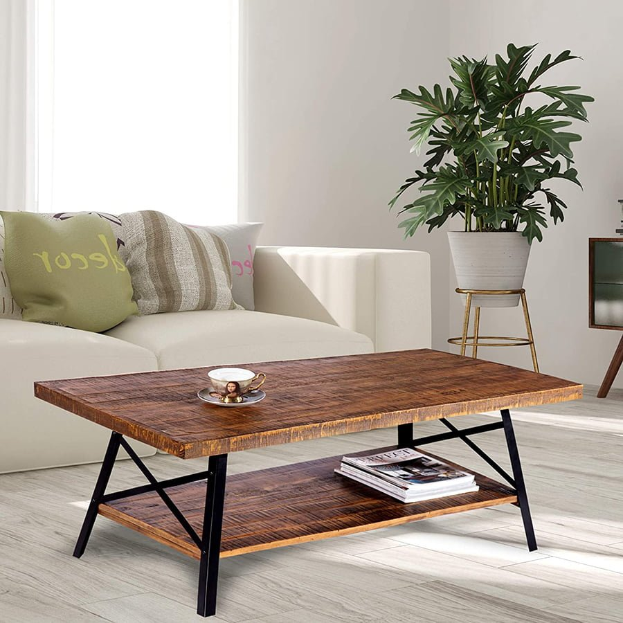 best coffee table for sectionals