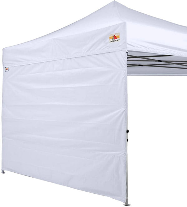 Pop Up Canopy With Sides