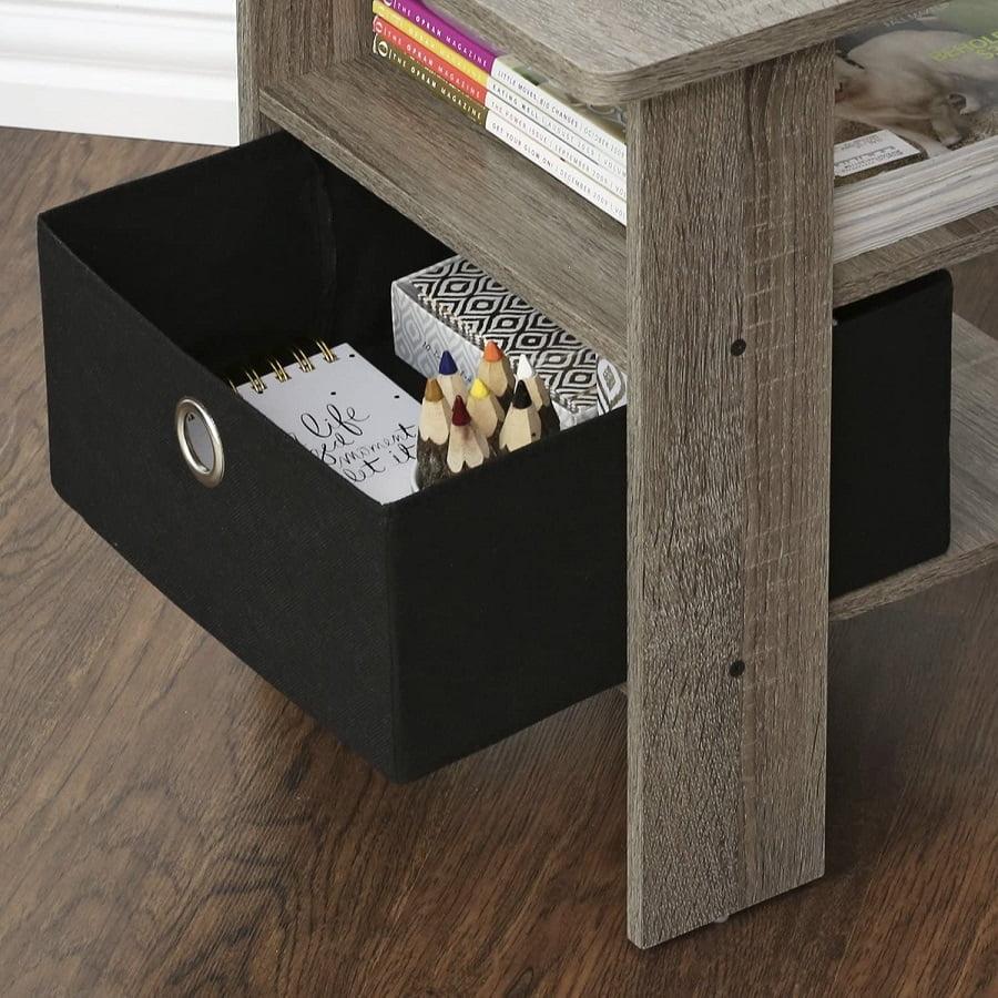 bedside table drawer