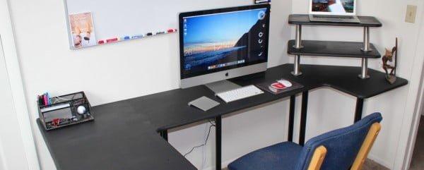 Sitting Standing Desk