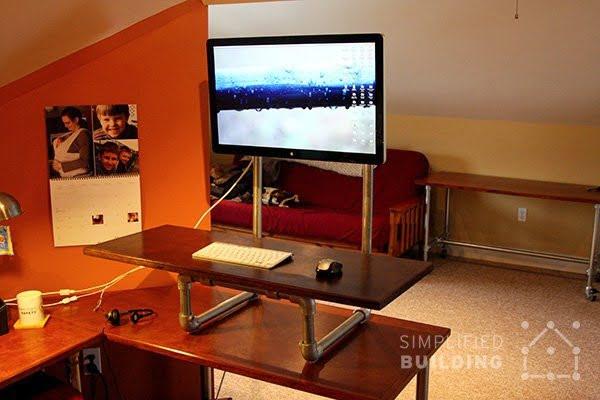 DIY Standing Desk Converter: Step-by-Step Plans