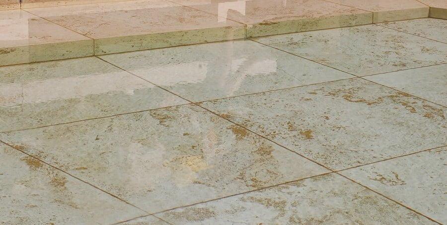 limestone tile outdoor