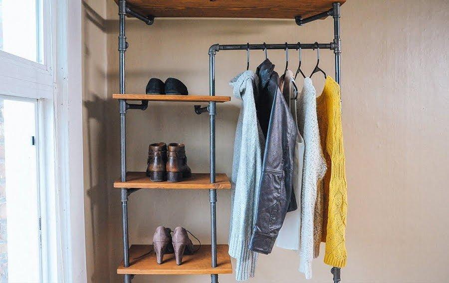 Diy Clothes Storage