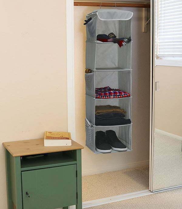 closet clothes organizer