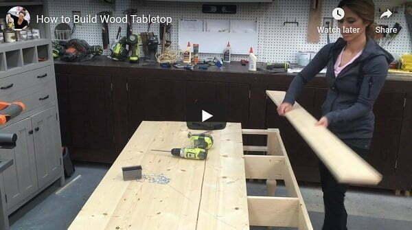 diy table top video